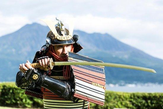 Shimadzu氏族武士在鹿兒島的經歷