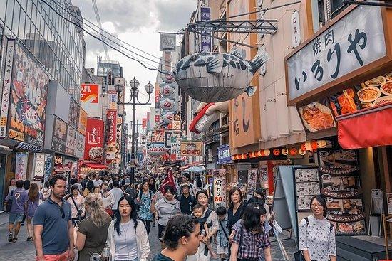 Tour de comida japonesa en Ueno...