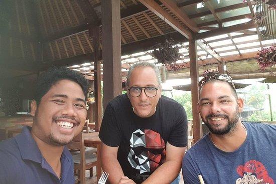 Excursão ao leste de Bali