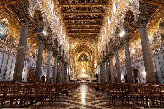 Excursão Monreale e Chiesa Monastero...