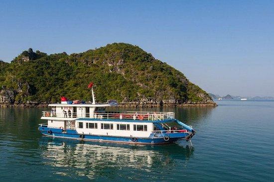Excursão de 1 dia na Baía de Lan Ha com...