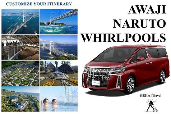 AWAJI ISLAND von Toyota ALPHARD 2019 Passen Sie Ihre Reiseroute an