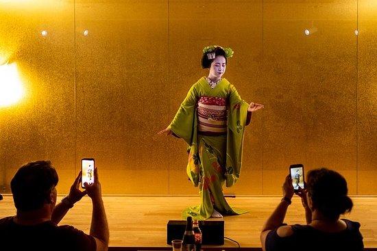 Spectacle de Geisha et circuit de...