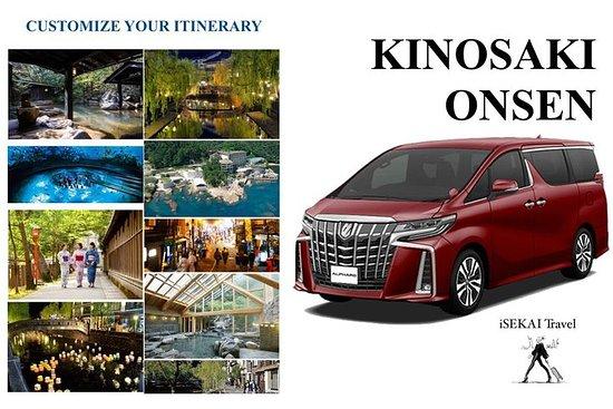 KINOSAKI ONSEN de Toyota ALPHARD 2019 Personnalisez votre itinéraire