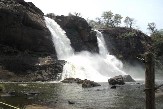 Athirapilly and Vazhachal Falls from Kochi