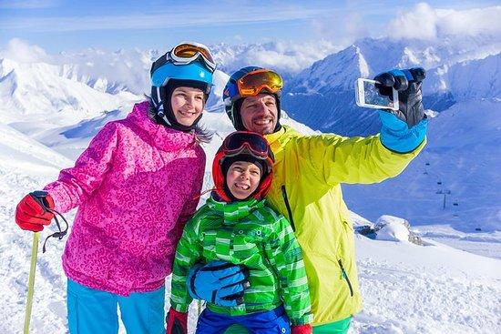 Hakodateyama Snowplay或大阪滑雪一日游