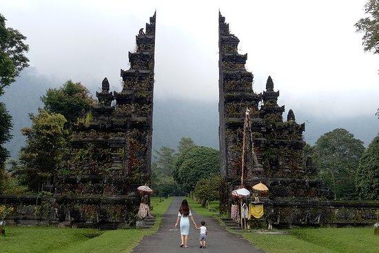 Excursão privada em Bali: Portão...