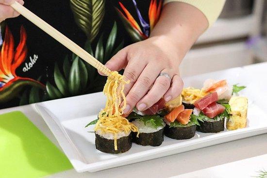 プロフェッショナルな地元民が素敵な自宅で教える日本料理教室