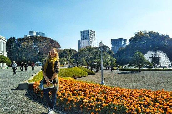 Historisk reise inkludert Akasaka Palace Admission Ticket