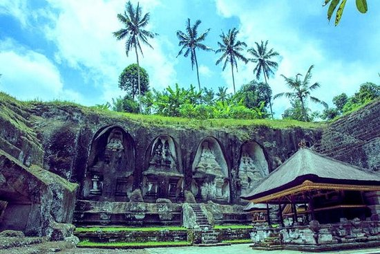 巴厘岛全日游 - 巴厘岛自然之旅 -  Gunung Kawi...