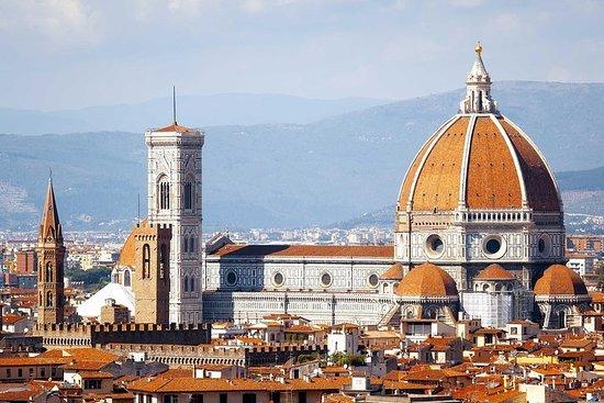 Privat landskab i Firenze og Chianti...