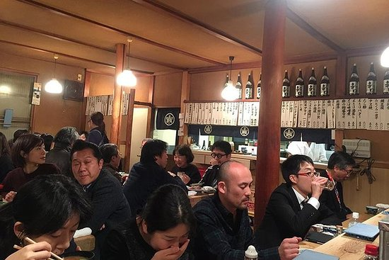 Фотография Guided Local Food and Drink Tour in the Ginza District