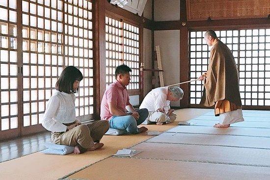 Autentisk Zen Experience på Gionji Temple i Chofu, Tokyo