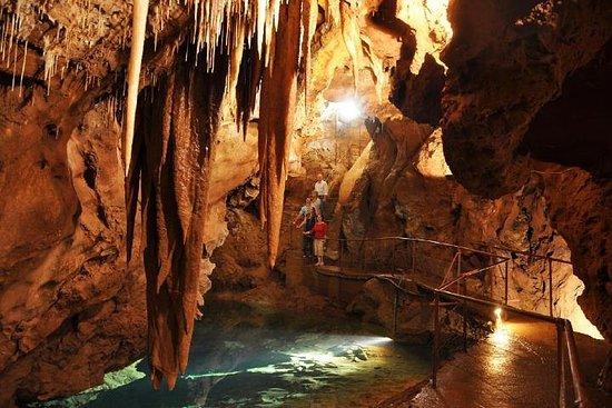 Excursion aux Grottes de Jenolan dans...
