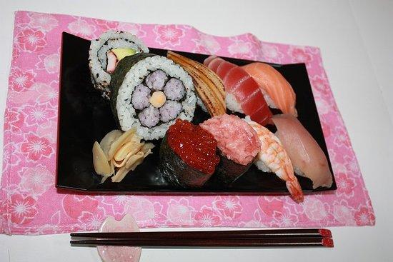 Sushi maken van ervaring met een ...