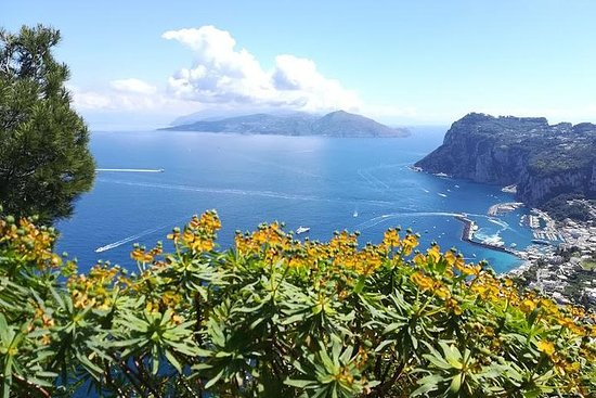 A special day in Capri - walking and...