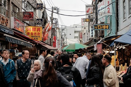 Tokyo Full Day Explorer Walking Tour