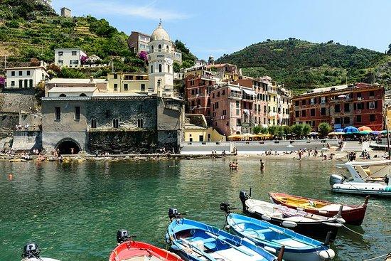 Livorno Shore Excursion小型共享團體遊:Cinque...