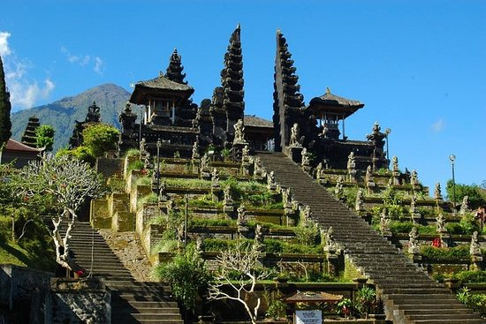 Besakih Mother Of Temple Bali Tour