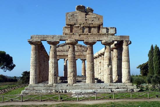 Paestum & Buffalo Farm Full-day Coach...