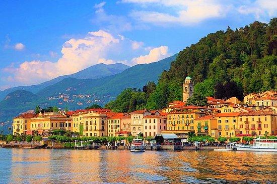 Das Beste vom Comer See ab Mailand...