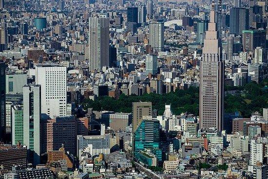 [25分]東京ツアー:東京高層ビルツアー