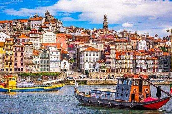 Visite de la ville de Porto