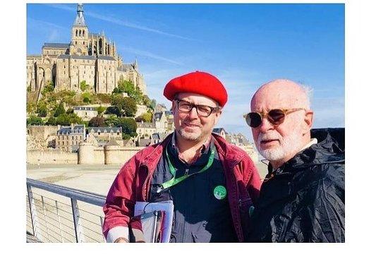 Privat tur: Full dagstur til Mont Saint-Michel fra St Malo