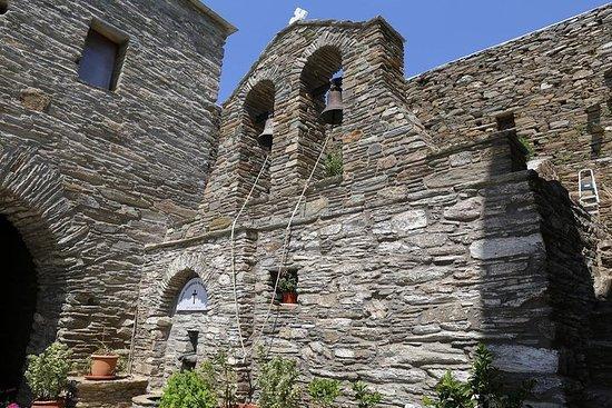 Andros klostre sightseeingtur