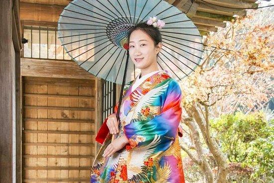 Expérience Tokyo Princess à la maison traditionnelle Samurai