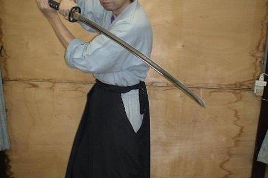 Samurai og Ninja Aktivitet i Nerima, Tokyo