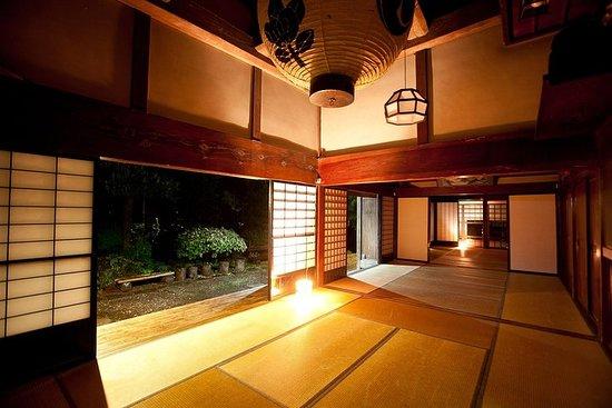 Expérience de la cérémonie du thé à la campagne de Tokyo à la maison...