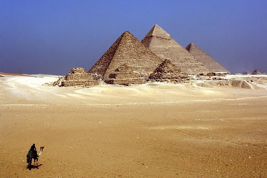 Small Group Tour of Cairo from Hurghada...