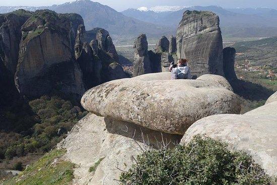 Tour privato di Meteora da Salonicco con escursioni aggiuntive