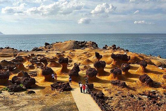 Tour an der Nordostküste: Yehliu...