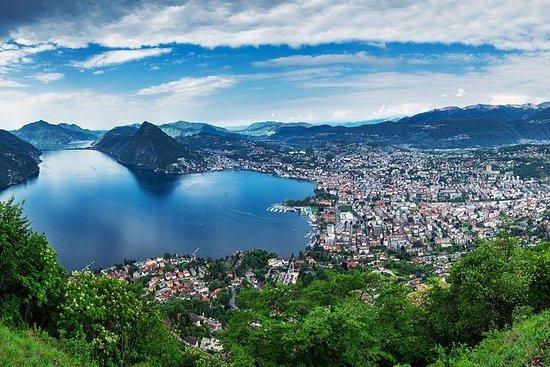 Como, Lugano og Bellagio En dags...