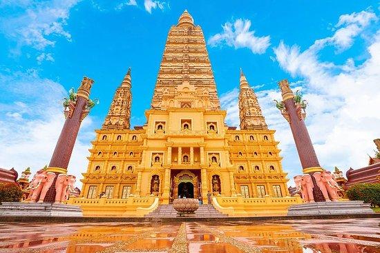 Fantastiske 3 templer