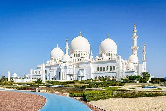 Hel dag Abu Dhabi sightseeingtur