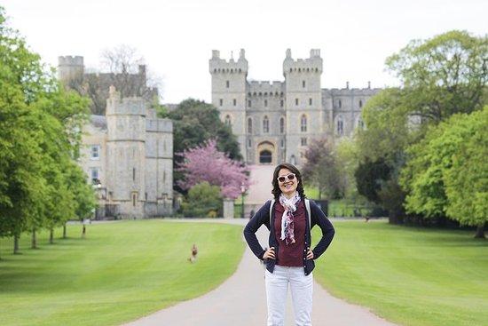 Windsor Castle, Stonehenge og Bath Tour...