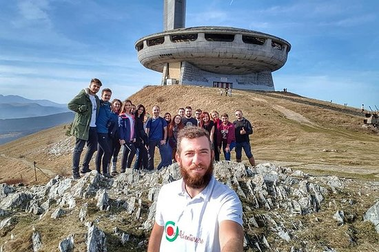 Day Trip to Bulgaria - Buzludzha...