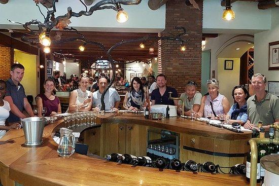 Afrivista Wine Tours propose des...