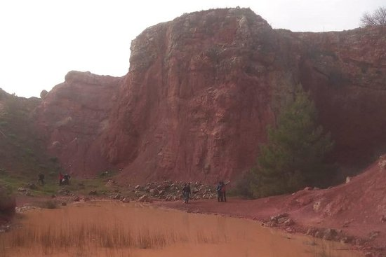 Excursion et trekking dans les...