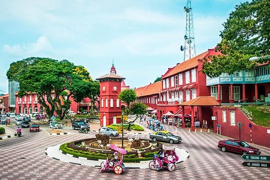 "Malacca UNESCO ""World Heritage Site..."