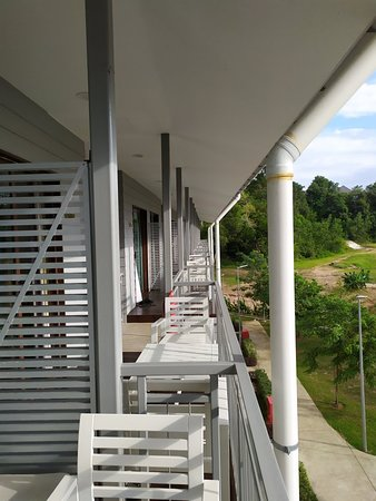 Nice Stay at a Small Cherating Beach Resort