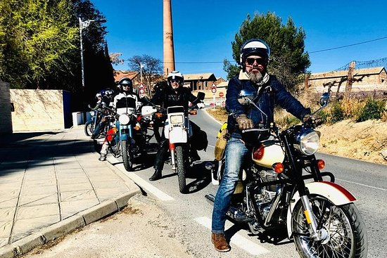 Visite guidate in moto in Andalusia