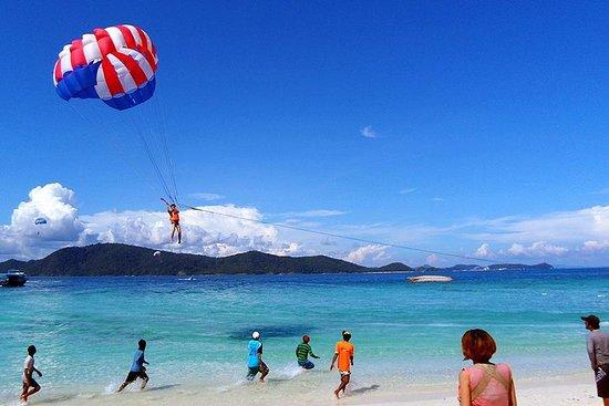 Coral Island Halvdagstur fra Pattaya...