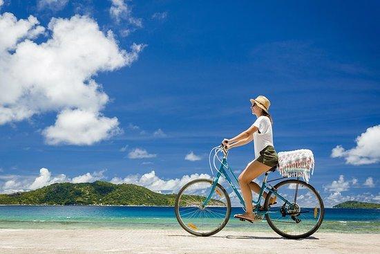 Ganztägige Boots- und Fahrrad-Tour...
