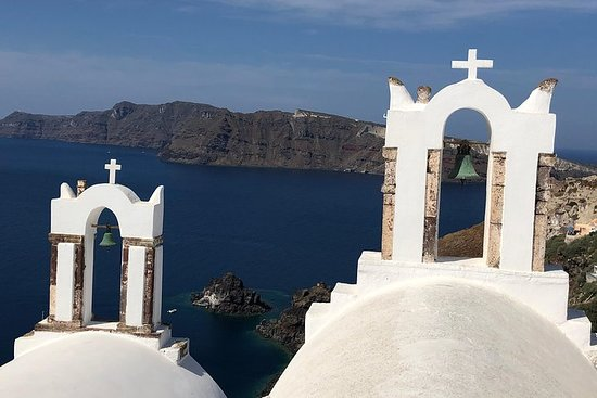 Santorini in One Day Private Deluxe Sightseeing Tour Resmi