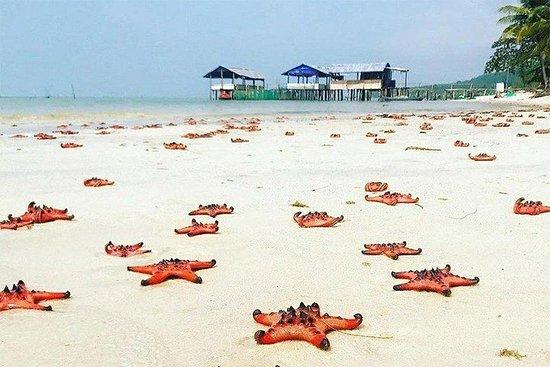Giro turistico a sud dell'isola di Phu Quoc e relax sulla spiaggia di
