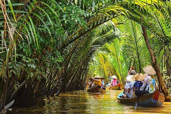 铜池隧道和湄公河三角洲全日游